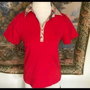 Burberry Brit Blouse/Polo T-shirt
